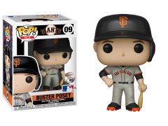 Pop! MLB: Giants - Buster Posey (Road)