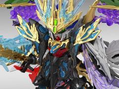 Gundam SD Sangoku Soketsuden #29 Tien Ba Cao Cao Wing Gundam Model Kit