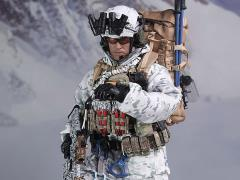 US Winter Combat Training 1/6 Scale Figure