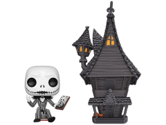 Pop! Town: The Nightmare Before Christmas - Jack with Jack's House