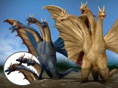 Ghidorah, the Three-Headed Monster King Ghidorah Exclusive Set