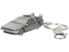 Back to the Future DeLorean Keychain