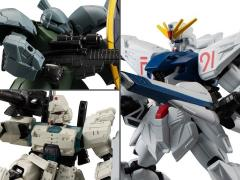 Mobile Suit Gundam G Frame 08 Box of 10 Exclusive Model Kits