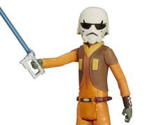 "Star Wars 3.75"" Snow and Desert Ezra Bridger (Rebels)"