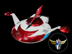 UFO Robot Grendizer KSS-015 Spazer 1/9 Scale Replica (With Bonus Part)