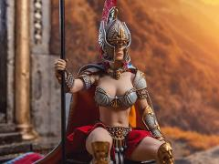 Captain Sparta 1/12 Scale Figure