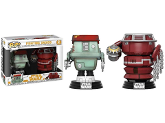 Pop! Solo: A Star Wars Story - Fighting Droids Exclusive Two-Pack