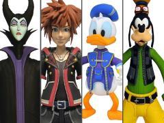 Kingdom Hearts III Select Wave 1 Set of 2 Two-Packs