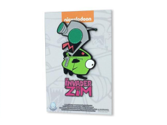 Invader Zim GIR in Dog Suit Enamel Pin