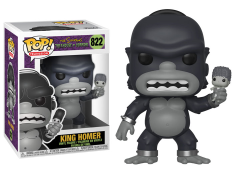Pop! Animation: The Simpsons Treehouse of Horror - King Homer