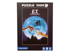 E.T. the Extra-Terrestrial Movie Poster 1000-Piece Puzzle