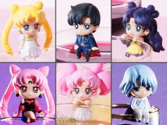 Sailor Moon Ochatomo Night & Day Box of 8 Figures