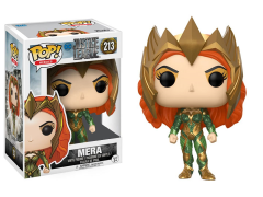 Pop! Heroes: Justice League - Mera Exclusive