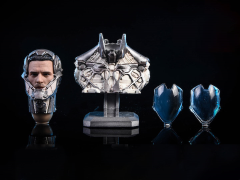 Mechanical Warrior Bust (Gray) 1/6 Scale Accessory Set