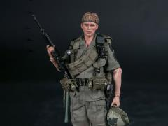 Army 25th Infantry Division Pocket Elite Series Sergeant 1/12 Scale Figure