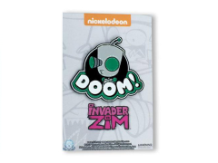 Invader Zim Doom! GIR Enamel Pin