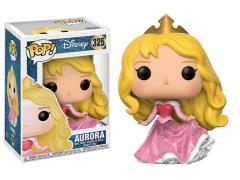 Pop! Disney: Disney Princess - Aurora (Pink Glitter Glow) Exclusive