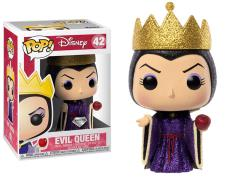 Pop! Disney: Snow White - Evil Queen (Diamond Glitter) Exclusive