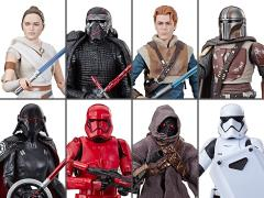 "Star Wars: The Black Series 6"" Wave 33 Set of 8 Figures"