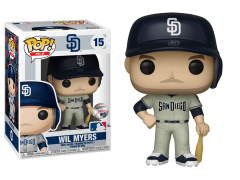 Pop! MLB: Padres - Wil Myers (Road)