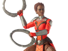 Black Panther Marvel Legends Nakia (Okoye BAF)