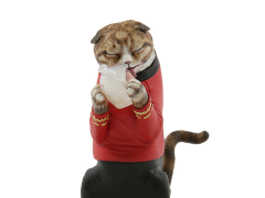 Star Trek: The Original Series Scotty Cat Limited Edition Statue