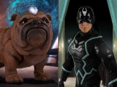 Marvel One:12 Collective Black Bolt & Lockjaw Two-Pack