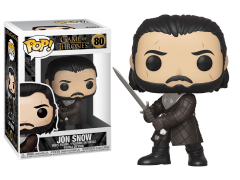 Pop! TV: Game of Thrones - Jon Snow (Season Eight)