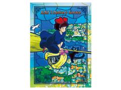 Kiki's Delivery Service Flying Kiki Artcrystal 208-Piece Puzzle