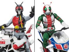 Kamen Rider Shodo-X Kamen Rider Vol.7 Box of 10 Exclusive Figures