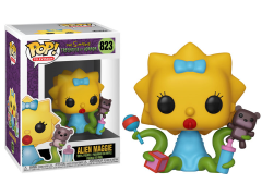Pop! Animation: The Simpsons Treehouse of Horror - Alien Maggie