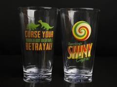 Firefly Set of 2 Pint Glasses (Set 2)