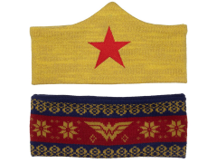 DC Comics Wonder Woman Headband Two-Pack