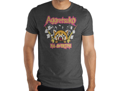 Aggretsuko No Overtime T-Shirt