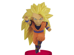 Dragon Ball Z: Dokkan Battle World Collectable Figure 5th Anniversary SS3 Goku