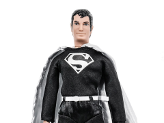 DC World's Greatest Heroes Superman (Black Suit Variant) Retro Figure