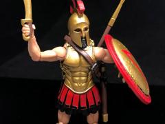 Vitruvian H.A.C.K.S. Leonidas (V2) & Lunchbox