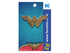 Wonder Woman Movie Logo Pin
