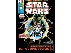 Star Wars: The Complete Marvel Comics Covers Vol. 1 Mini Book