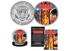 Vampirella Collectible Coin (Tri-Image)