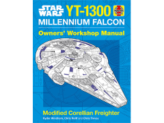Star Wars: Millennium Falcon Owner's Workshop Manual