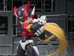 Mega Man S.H.Figuarts Zero Exclusive