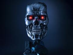 Terminator 2 T-800 Endoskeleton Limited Edition Art Mask