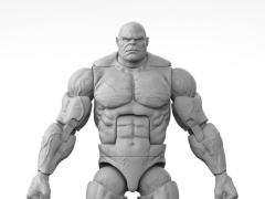 Titan Body (White Primer) 1/12 Scale Action Figure Blank