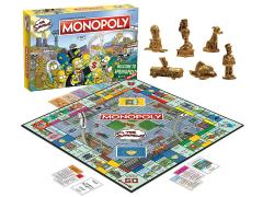 Monopoly: The Simpsons