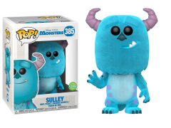Pop! Disney: Monsters, Inc. - Sulley (Flocked) Exclusive