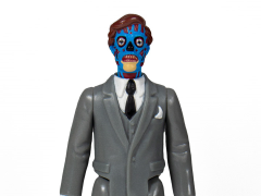 They Live ReAction Male Ghoul Figure