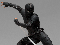 Spider-Man: Far From Home Battle Diorama Series Night-Monkey 1/10 Art Scale Limited Edition Statue