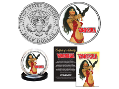 Vampirella Collectible Coin (Bat)