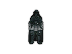 Star Wars Mei Sho Samurai General Darth Vader Pin